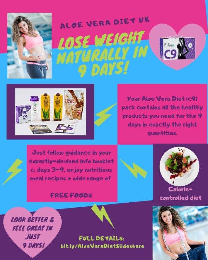 Aloe Vera Diet UK