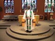 Rev Jason Musoke