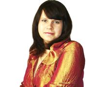 Екатерина Негатина
