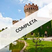 (COMPLETA) - CASTELL DE PERALADA + MUSEU DEL VIDRE + BIBLIOTECA + ESPECTACULARS JARDINS - Visites guiades + BUS