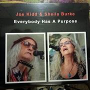 Joe Kidd and Sheila Burke
