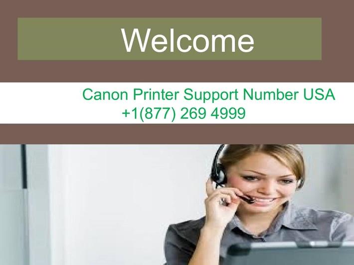 Canon Printer Technical Support USA