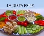 La dieta feliz, seminario on line