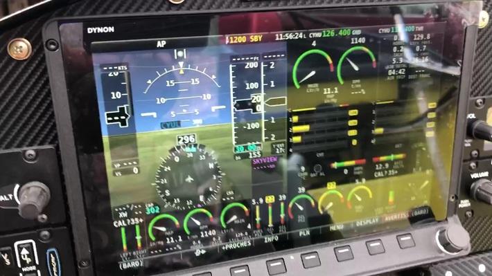 First Engine Run: Continental O-200