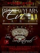 Pre New Year's Eve Bash at Stone Rose LA in Sofitel Hotel