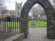 St. Audeon's Park near Christchurch Cathedral, Sunday 3rd April 2pm