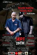 Buddha Monk & KING SOLOMON SEPT 29TH HYANIS MA