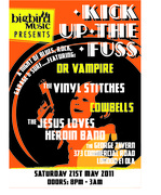 Big Bird Music presents Kick Up The Fuss!