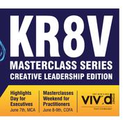 X Media Lab - KR8V Masterclass & Workshop Series