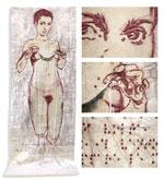 """The thread of Ananke. Written on the skin """