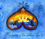 Keepers of the Water Vow Ceremony