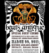 Beats Antique with Special Guest Eskmo