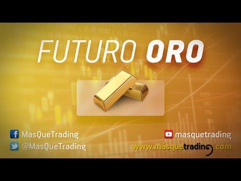 Video Análisis: El oro, tercera semana sin consolidarse sobre los 1.350