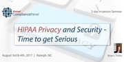 HIPAA Privacy and Security Time to get Serious 2017