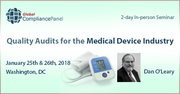 Internal Audit Checklist for Medical Devices   Quality Audit