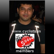 Cyclists.in  5K RIDE, Amit Bhowmik's Wish