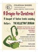 A Dragon for Christmas! A banquet of Christmas treats