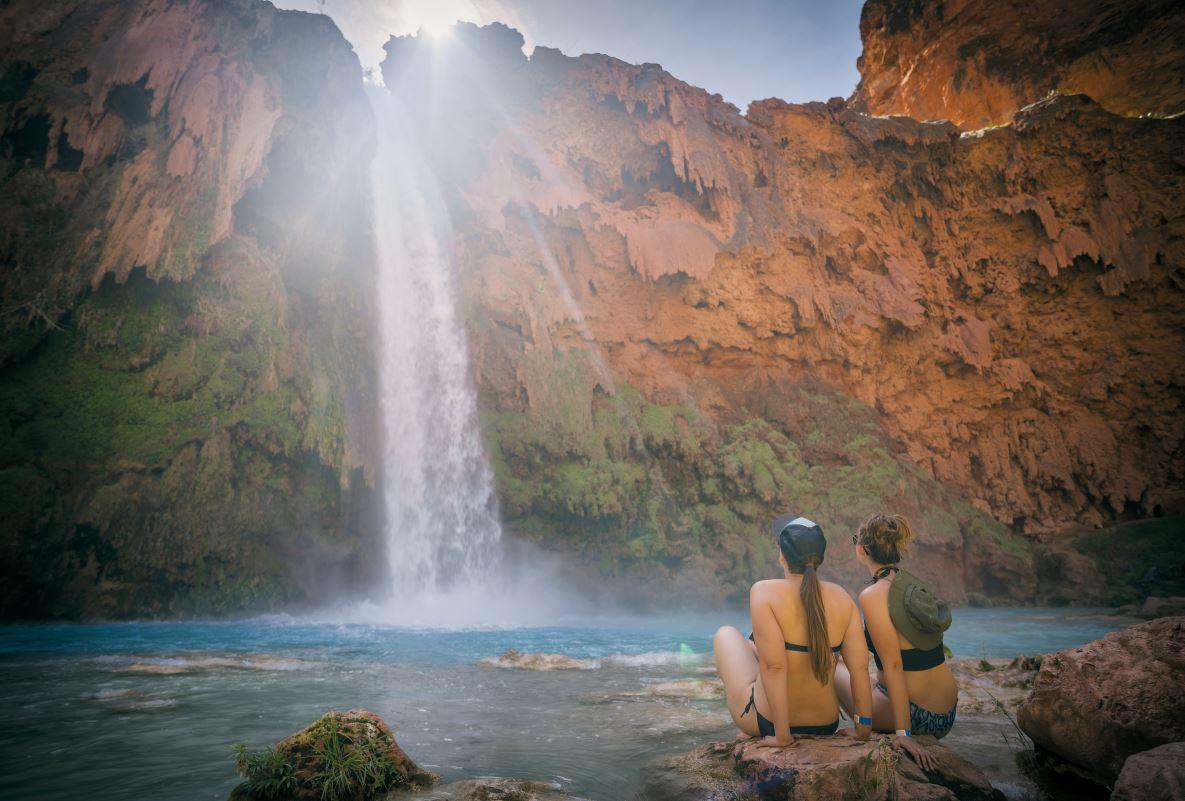 Havasu Canyon een dag in het paradijs op aarde