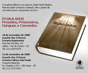 Lançamento de livro do Marcelo Auler