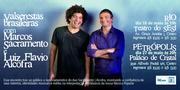 show Marcos Sacramento e Luiz Flavio Alcofra