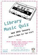 Barbican Library Music Quiz