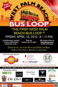 The First West Palm Beach Bus Loop!