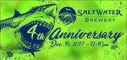 Saltwater Brewery 4th Anniversary Block Party