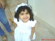 Batizado Victória-2010