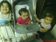 Netas Victória, Isabeli e Beatriz