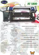 Impressora Digital Infravermelho para Tecidos sem tratamento