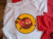 t-shirt masculina infantil
