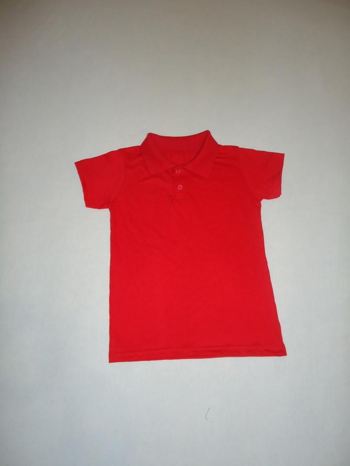 Camisa gola polo infantil