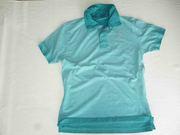 REF - 003 Polo Meia malha 100 % algodão  estonada Jateada  e tingimento a seco