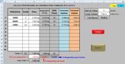 Cálculo de Quebras Proporcionais