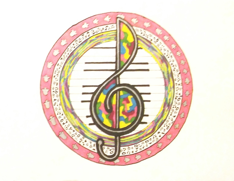 Chimes and Colors of Music