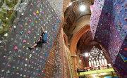 Manchester Climbing Wall