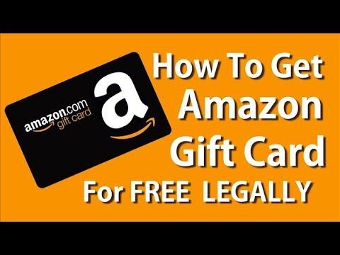 Latest Amazon Gift Card 2019 - Free Amazon Gift Card Code Generator