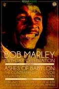 TX NORML Bob Marley's BDay Bash