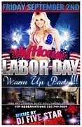 Labor Day Weekend Kickoff Party