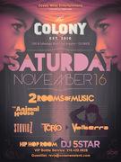 Sexy Saturdays @ Colony Hollywood