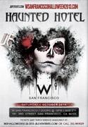 W San Francisco Halloween 2013