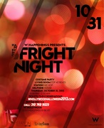 Fright Night Halloween at W Hotel Hollywood October 31