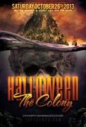 Colony Hollywood Halloween 2013 October 26