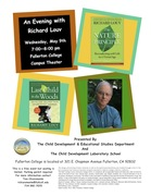 An Evening With Richard Louv at Fullerton College