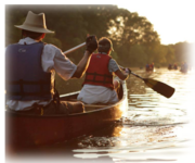 Fall Colors Canoe Tour on the Chattahoochee River