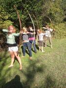 WOODLAND ARCHERS CAMP    (ages 8 - 16).
