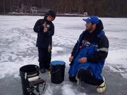 TAKO's Ice Fishing Clinic