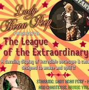 CANCELLED - Lady Beau Peep - The League of the Extraordinary