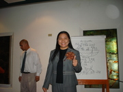 taller de la Spirulina los dias 23-24-25-de agosto del 2010 en Coahuila y Nuevo Leòn