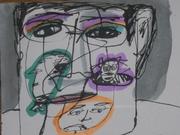 Mail Art - 'Phobias!'
